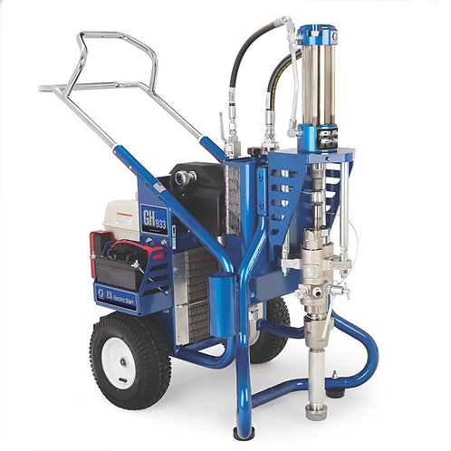 16U784- Graco GH 933ES Big Rig Gas Hydraulic Sprayer, Big 250 System