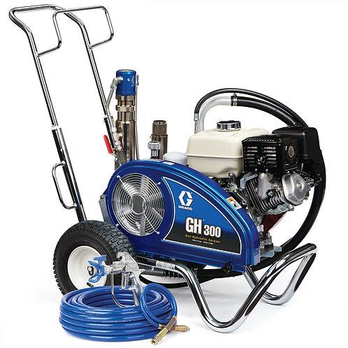 24W935- Graco GH 300 Standard Series Gas Hydraulic Airless Sprayer