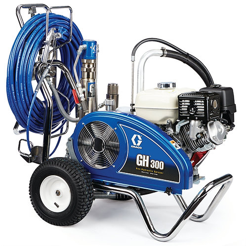 24W936- Graco GH 300 ProContractor Series Gas Hydraulic Airless Sprayer
