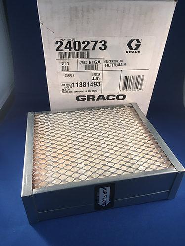 Graco 240273 Main HVLP air filter