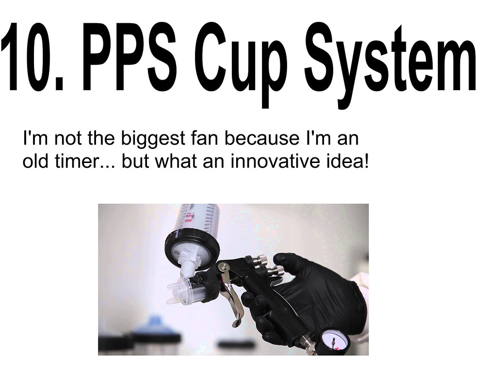 PPS CUP SYSTEM