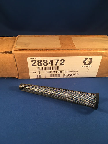 288472 Graco Intake Strainer for GH200,230,300