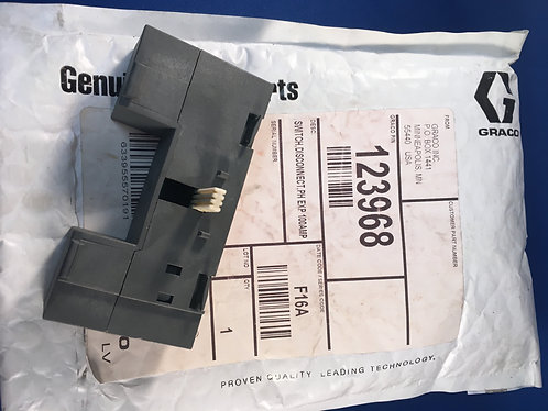 123968 Graco Reactor Switch,Disconnect, 100AMP