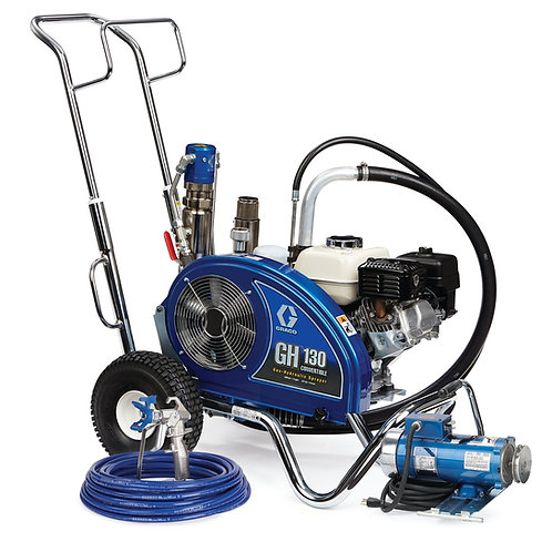 24W924- Graco GH 130 Convertible Standard Series Gas Hydraulic Airless Sprayer