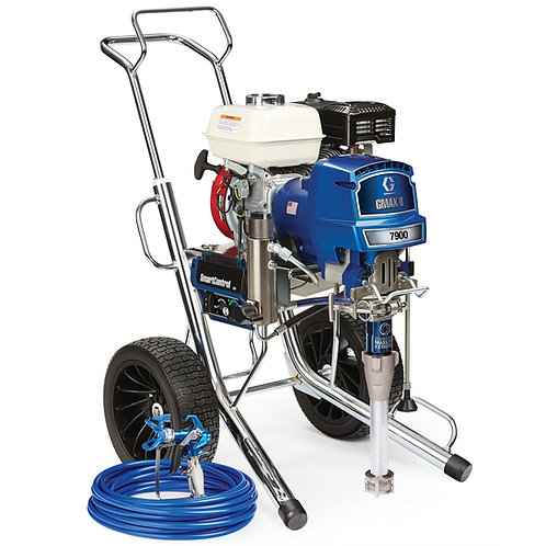 17E838- Graco GMAX II 7900 IronMan Series Gas Airless Sprayer