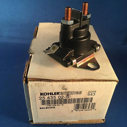 25 435 02-S Kohler Solenoid