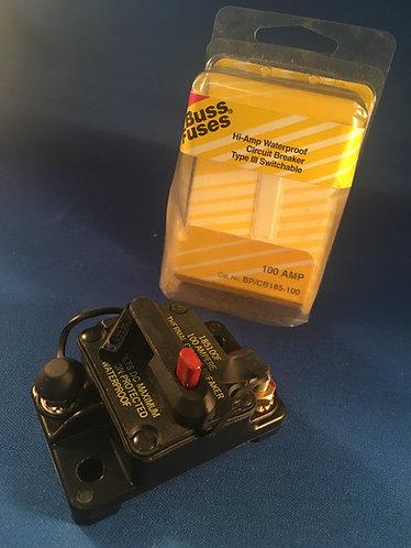 Buss Fuse BP/CB185-100 Circuit Breaker