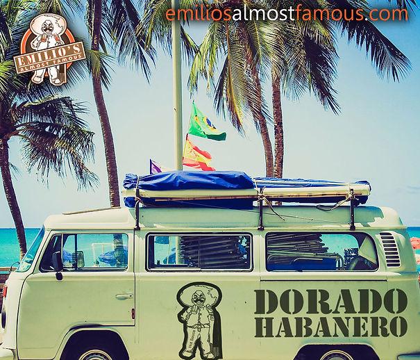 Order Dorado Habanero