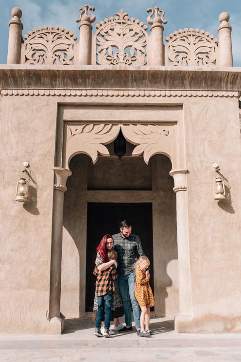 Family photoshoot Dubai