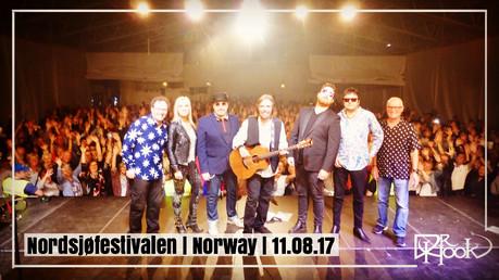 Dr Hook |Nordsjøfestivalen |Norway | 11.08.17