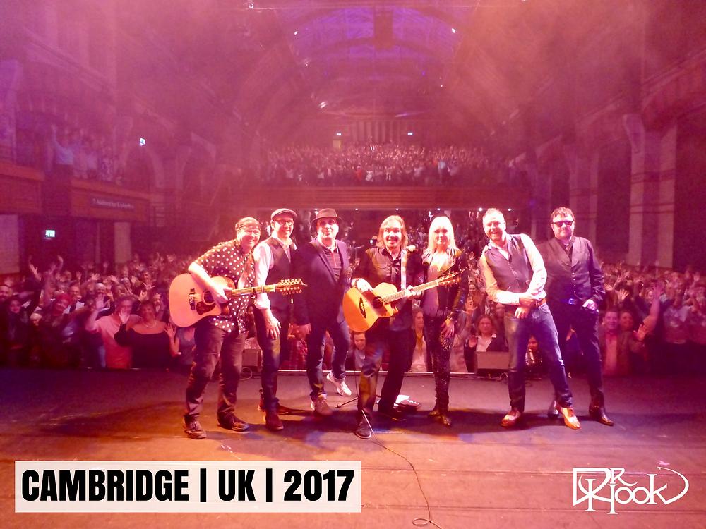 Dr Hook | Audience Selfie | Cambridge UK | 2017