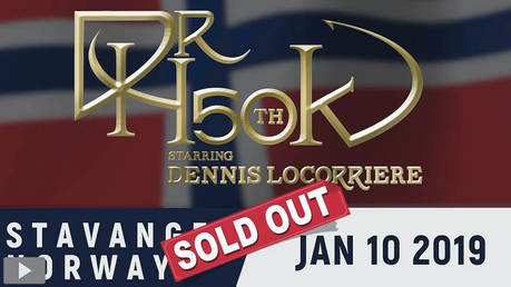 Dr Hook 50th Anniversary Tour | Norway 2019