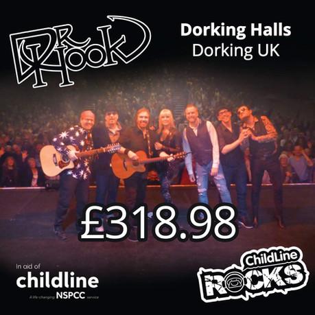 Dr Hook |Childline Fundraising | Dorking Halls | Dorking 🙌