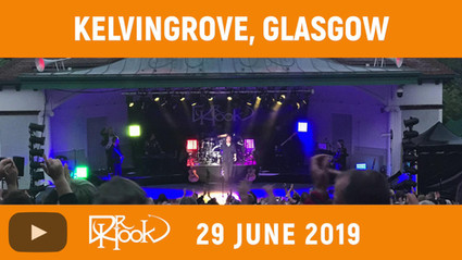 DR HOOK | Back at Kelvingrove, Glasgow, Scotland in 2019!!! 🙌🏼