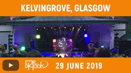 DR HOOK | Back at Kelvingrove, Glasgow, Scotland in 2019!!! 🙌🏼