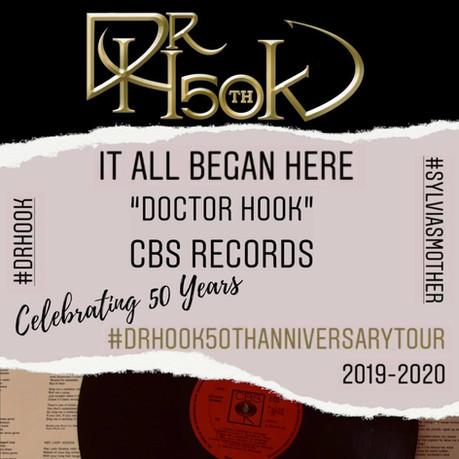 Dr Hook Celebrating 50 Years | Album Flashbacks