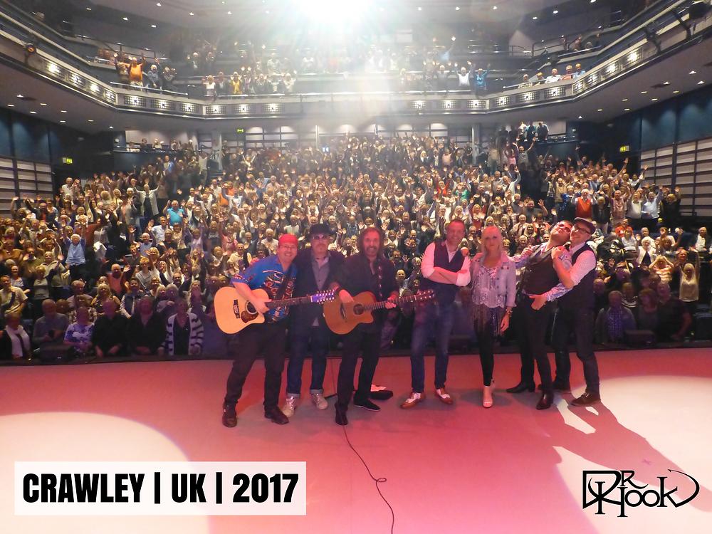 Dr Hook | Audience Selfie | Crawley UK | 2017