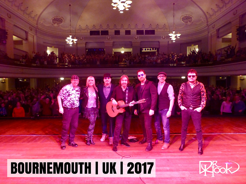 Dr Hook | Audience Selfie | Bournemouth | 2017