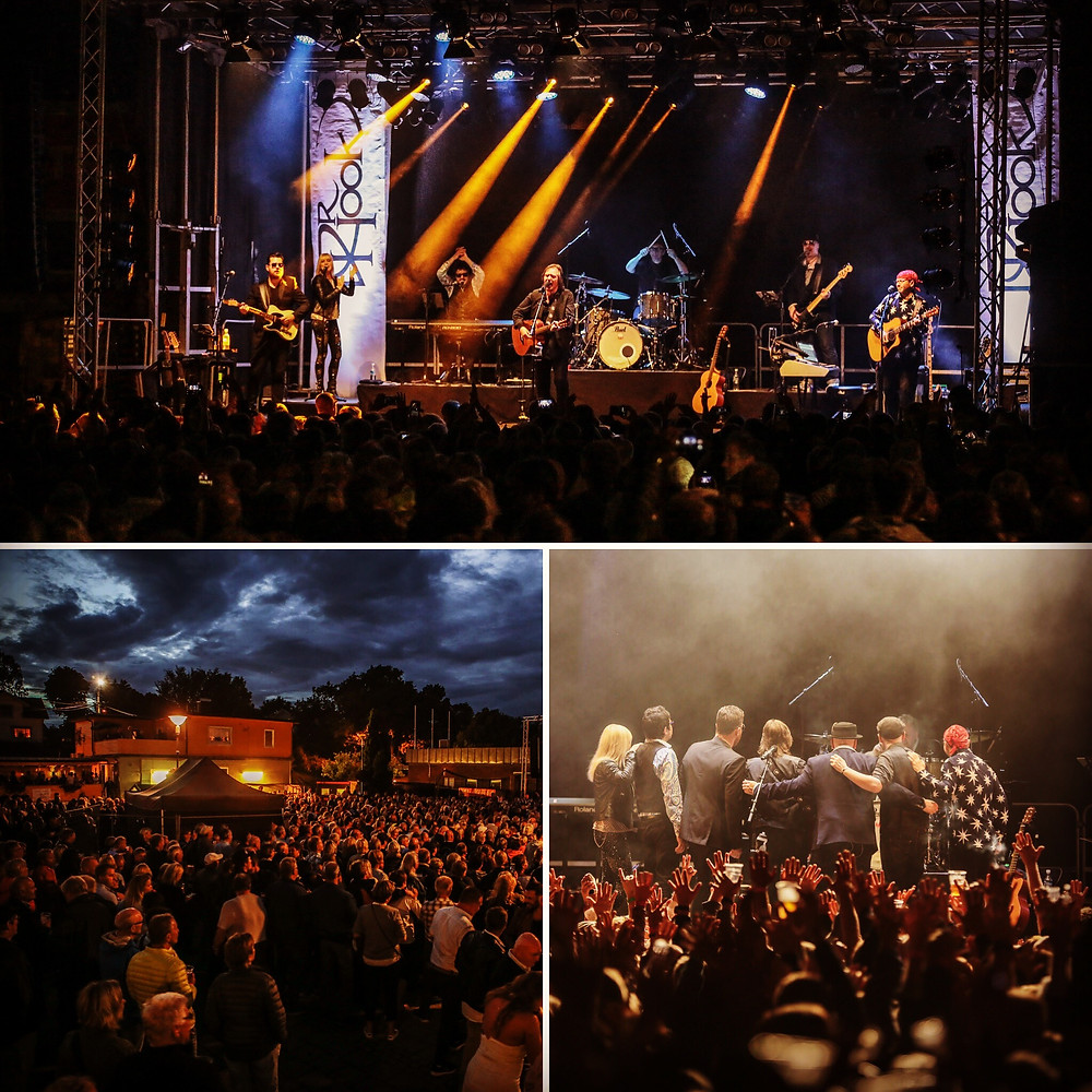 Dr Hook Starring Dennis Locorriere | Gressvik | Summer Party | Norway 2017 | SOLD OUT