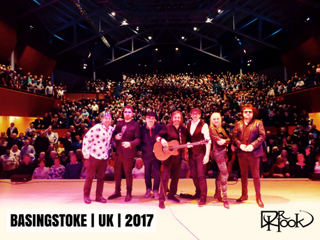 Dr Hook | Audience Selfie | Basingstoke UK