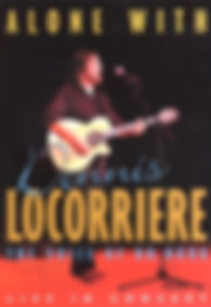Alone with Dennis Locorriere The Voice of Dr Hook Live In Concert DVD