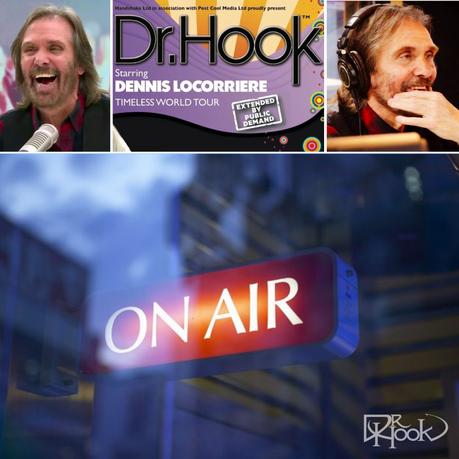 Dr Hook 'sDennis Locorriere RadioInterview 10am (UK) 14.07.17