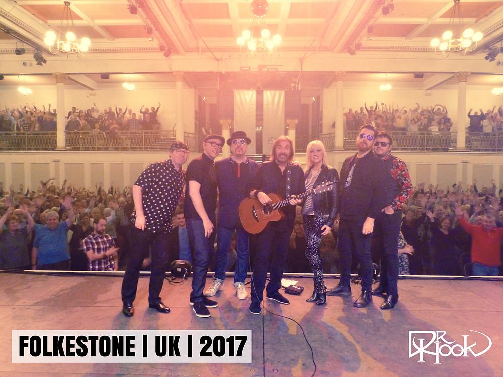 Dr Hook | Audience Selfie | Folkestone | UK | 2017