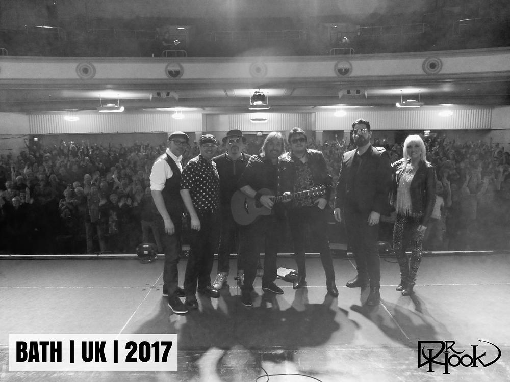Dr Hook | Audience Selfie | Bath | UK | 2017