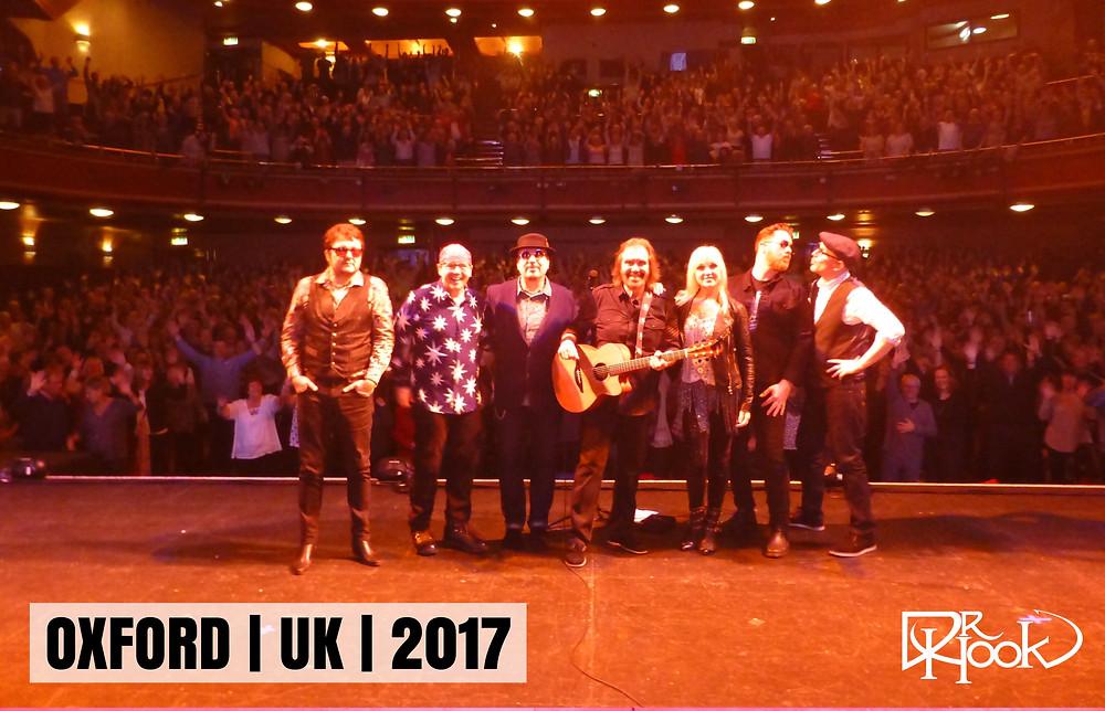 Dr Hook | Audience Selfie | Oxford | 2017
