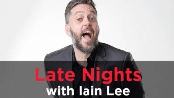 Dr Hook's Dennis Locorriere on the radio with Iain Lee 😍