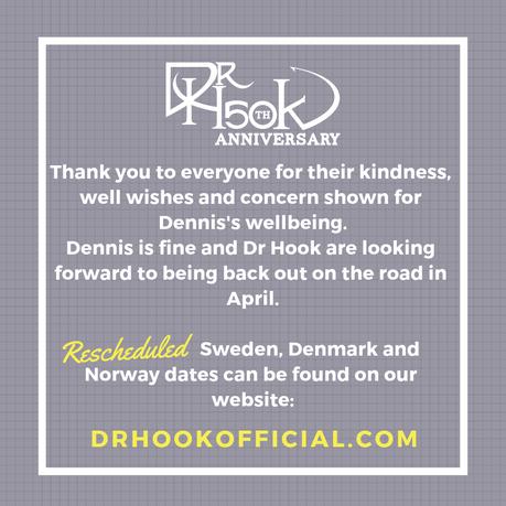 Dr Hook | Dennis Locorriere
