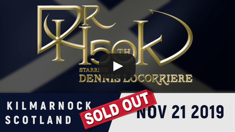 Dr Hook | Kilmarnock Scotland 2019 | Sold Out 🙌