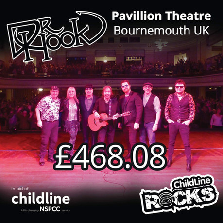 Dr Hook | NSPCC Childline Fundraising | Pavilion Theatre | Bournemouth | UK