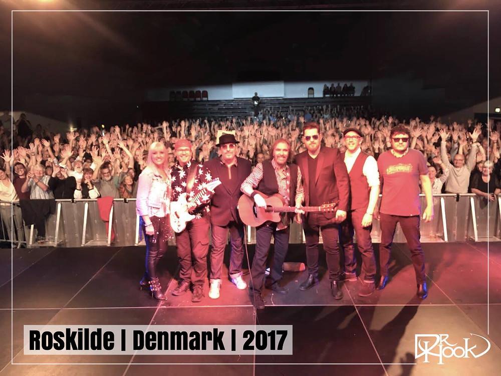 Dr Hook | Audience Selfie | Roskilde | Denmark | 2017