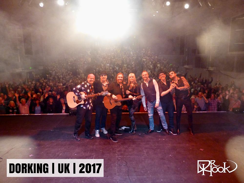 Dr Hook | Audience Selfie | Dorking UK | 2017