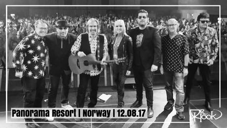 Dr Hook | Panorama Resort | Norway 2017