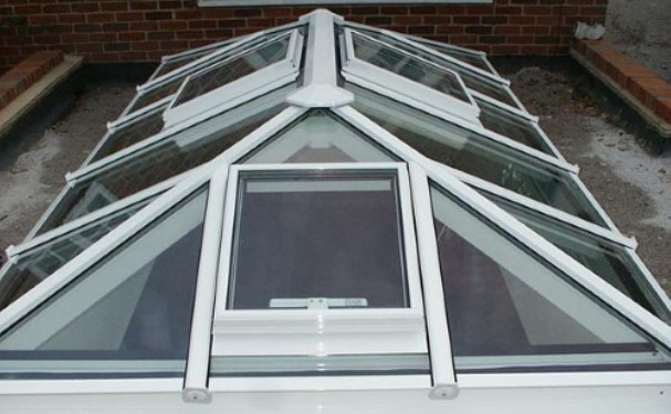 Hipped Rooflight Glass Roof (P2)