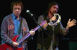 Dennis Locorriere - Dr Hook performing with Bill Wyman's Rhythm Kings