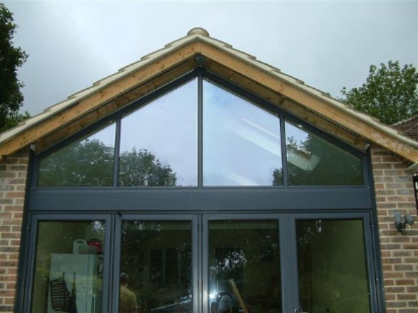 Gable Ended Glazed Roof Light (GLDG)
