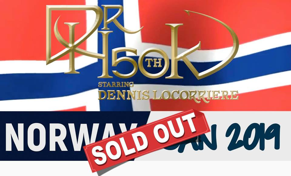 Dr Hook 50 th Anniversary Tour | 🇳🇴 Norway