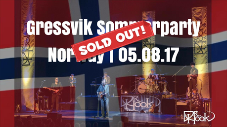 Dr Hook | Gressvik Sommerparty | Norway | 05.08.17 | Sold Out 🎉🎉