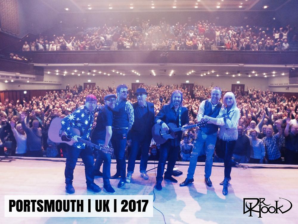Dr Hook | Audience Selfie | Portsmouth UK | 2017