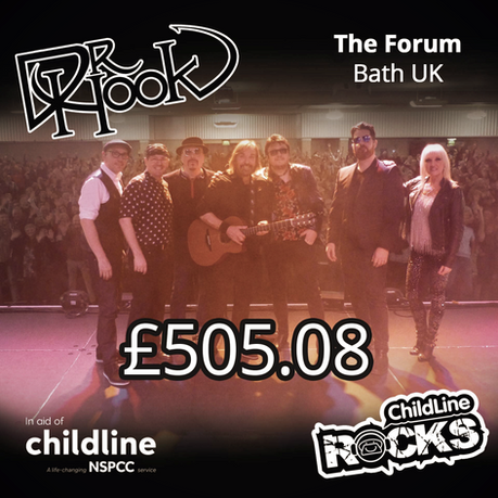 Dr Hook | NSPCC Childline Fundraising | Forum | Bath | UK