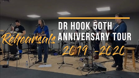 Dr Hook Rehearsals 2019