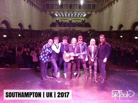Dr Hook | Audience Selfie | Southampton