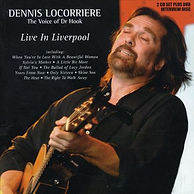 Dennis Locorriere The Voice of Dr Hook - Live In Liverpool
