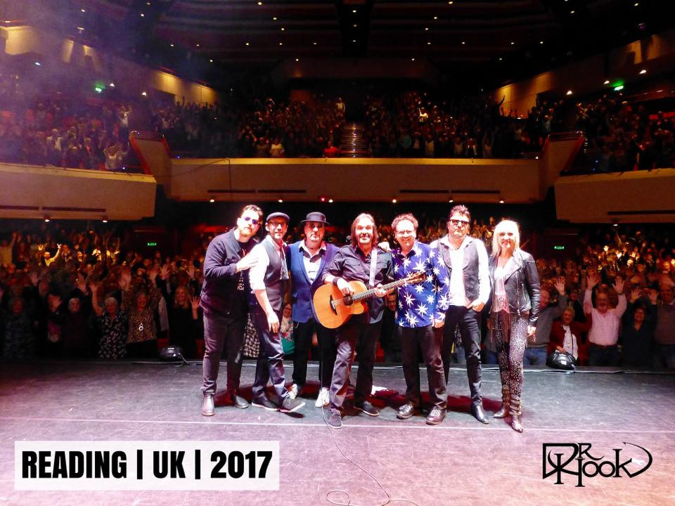 Dr Hook | Audience Selfie | Reading | UK | 2017