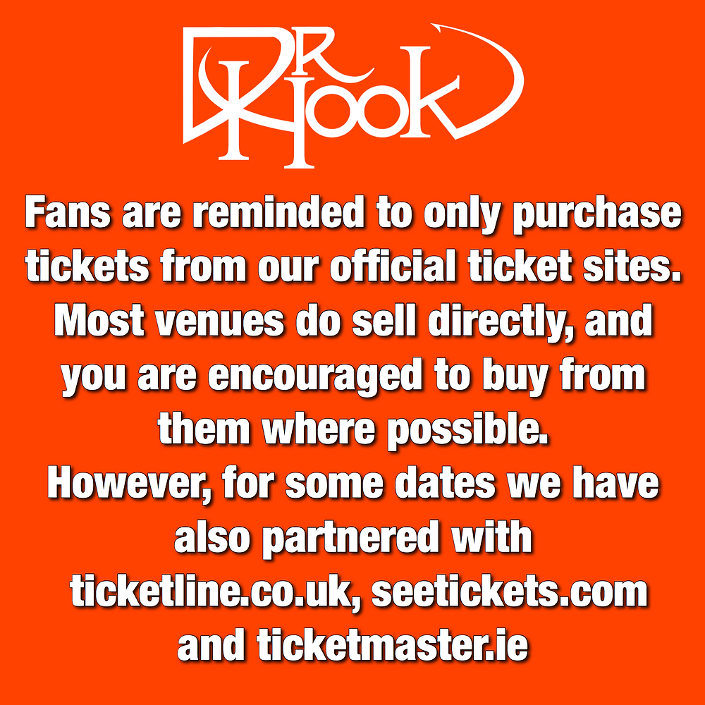An Important Message About Purchasing Tickets!