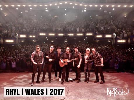 Dr Hook | Audience Selfie | Pavilion Theatre | Rhyl | Wales | UK