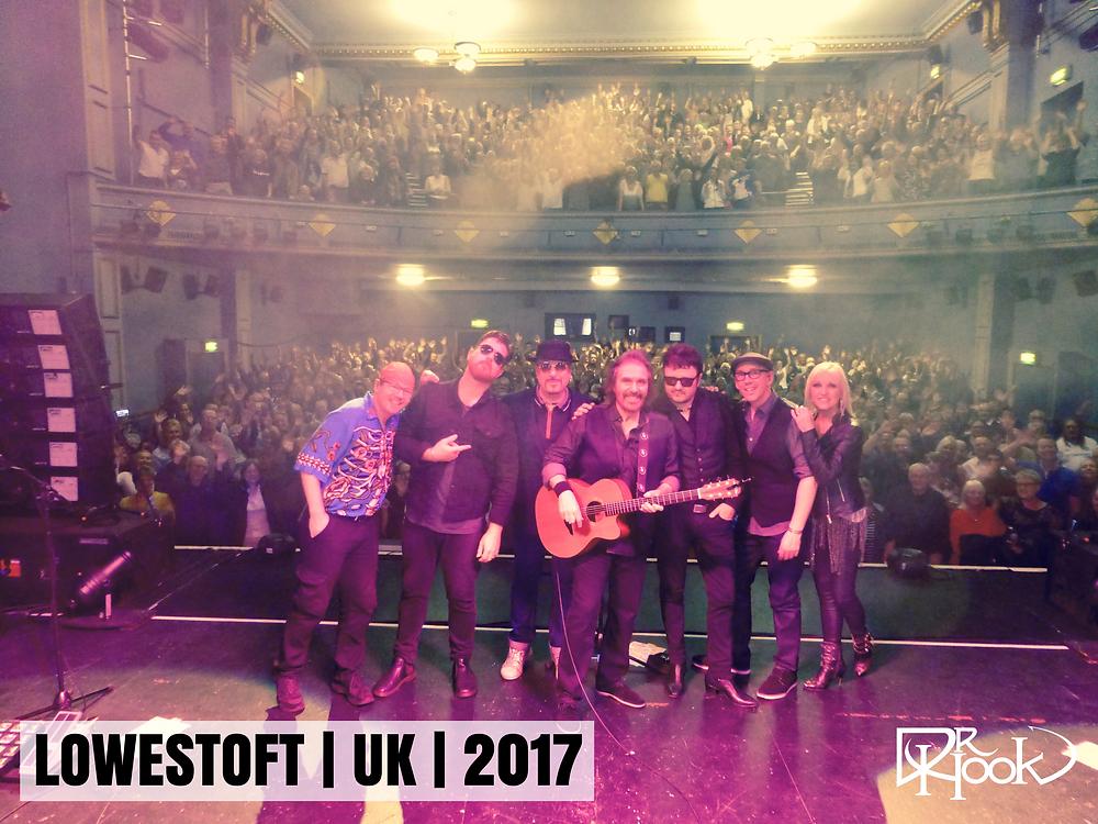 Dr Hook | Audience Selfie Pavilion Theatre | Lowestoft |  UK